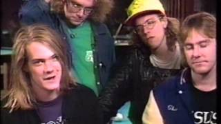 Soul Asylum - Interviews & News Clips 1990 - 1995