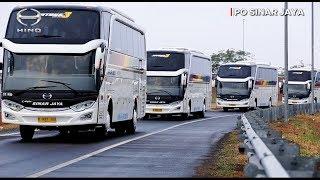 Hino Bus Sinar Jaya