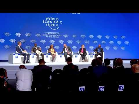 28th World Economic Forum on Africa 2019,in Cape Town,South Africa.