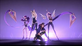 KDA MV《POPSTARS》ft Madison Beer, GI DLE, Jaira Burns  KDA  3D環繞(帶上耳機)