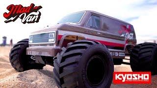 Load Video 1:  Kyosho Fazer Mk2 Mad Van