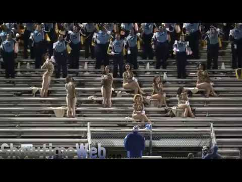 Southern's Dancing Dolls Stand Performance - 2018 PA Memorial BOTB