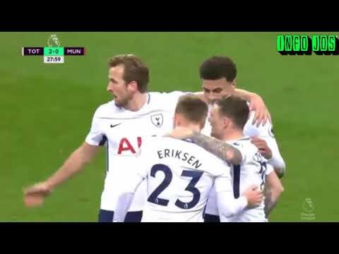 Info Bola - Gol Super Kilat Bawa Spurs Bungkam Setan Merah Mp3