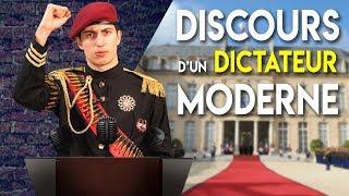 Discours d'un DICTATEUR des Temps Modernes (Chaplin)