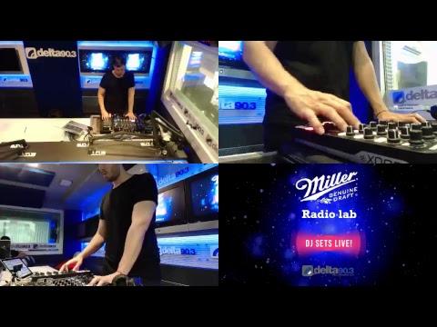 Download #Miller Radio Lab -Brian Gros -Dj Set