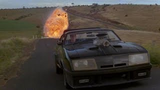 """Mad Max"" The Road Warrior 