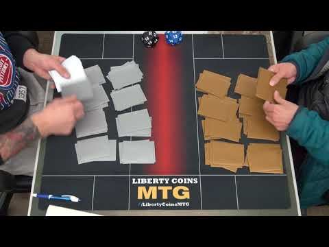 FNM 01-11-19 Round 3 Selesnya Tokens vs Jund Midrange