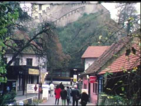 Tchequoslovaquie prague  novembre 1992