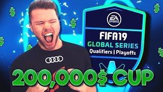 FIFA 19: QUALI FÜR 200,000$ ESPORTS CUP
