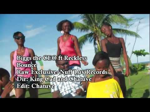 "The Official Belize Music Video ""Bounce"" Biggs The CEO Featuring Reckless"