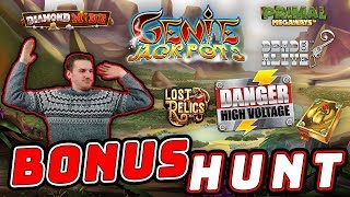 Bonus Hunt Results 08-02-19 - 8 Slot Features