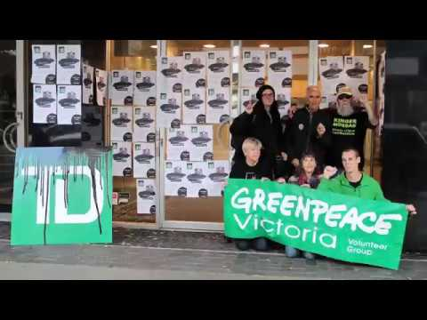 TD BANK DIVESTMENT NATIONAL CALL TO ACTION!
