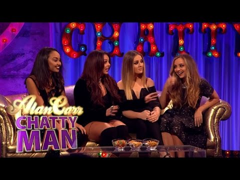 Little Mix - Full Interview on Alan Carr: Chatty Man