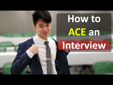 10 Tips to ACE an Interview