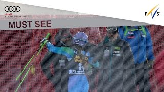 Tina Maze - Farewell Run - Maribor GS - Alpine Ski - 2016/17