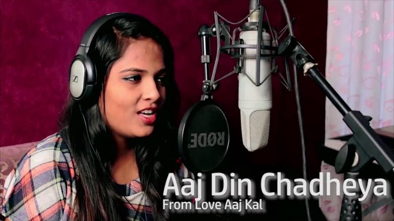 aaj din chadheya love aaj kal mp3 download