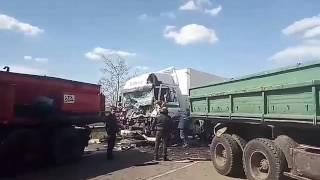 """Смертельная авария на трассе """"Одесса-Киев"""" ч.1"""