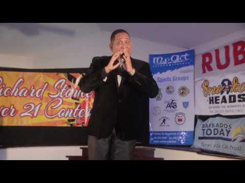 Richard Stoute  Over-21 Contest