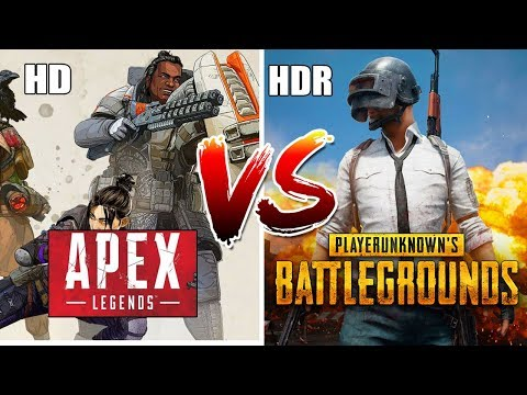 PUBG PC VS APEX LEGENDS WHICH IS BEST GAME ? HOW TO DOWNLOAD APEX LEGENDS IN MOBILE ?