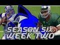 NCAA Football 14 Sanford College Dynasty Season 6 Week 2 Oregon mp3