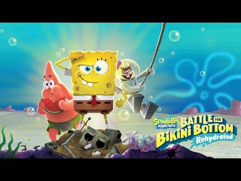 Spongebob SquarePants: Battle for Bikini Bottom Rehydrated: Part 5  