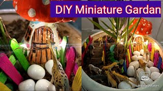 Published on 20 May 2020 Hello everyone, today tutorial video have come for you DIY Miniature Garden ! DIY Fairy Garden Hope you will enjoy watching this.