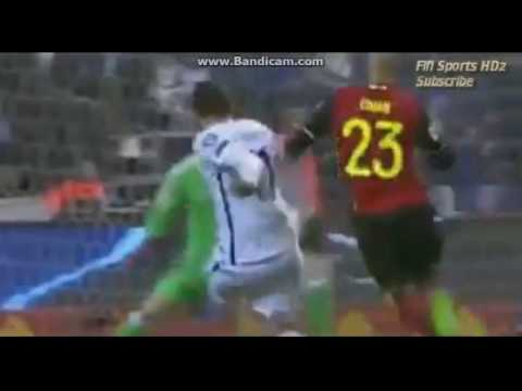 Belgium   Greece 1 1 All Goals & Highlights Extended 25 03 2017 World Cup