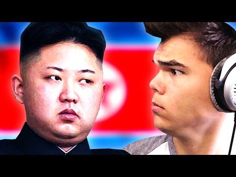 NORTH KOREA IS WATCHING ME!