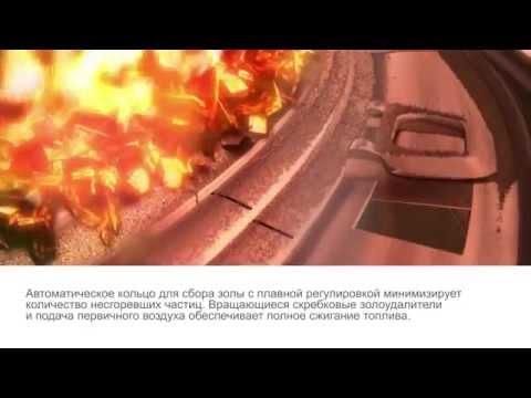 Unicon Biograte Технология сжигания