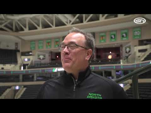 Ralph Engelstad Arena Update Tour With Jody Hodgson | 10/5/2019