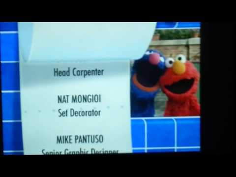 Closing To Elmos Potty Time 2006(?) DVD