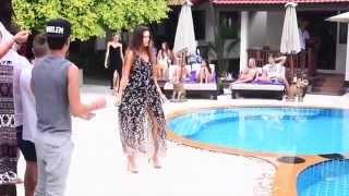 Les Marseillais en Thailande Miss Koh Samui 2015