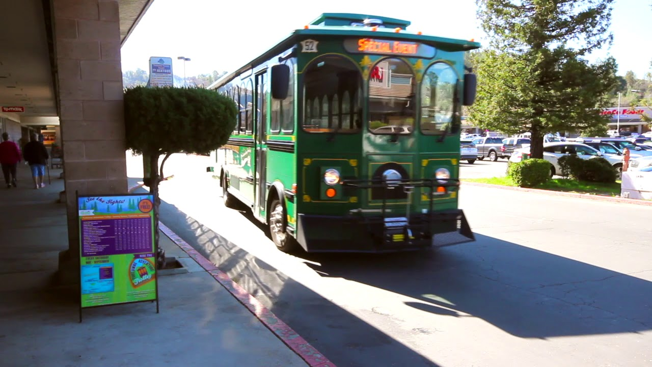 Adventure Trolley - Tuolumne County Transit