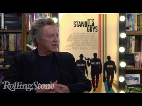 Christopher Walken Life Lessons: Off The Cuff With Peter Travers