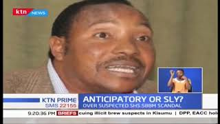 EACC protest Governor Waititu\'s anticipatory bail