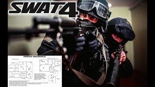 SWAT 4 ELITE EP 2 - FAIRFAX RESIDENCE   ATRAPAR AL SECUESTRADOR (GAMEPLAY EN ESPAÑOL)