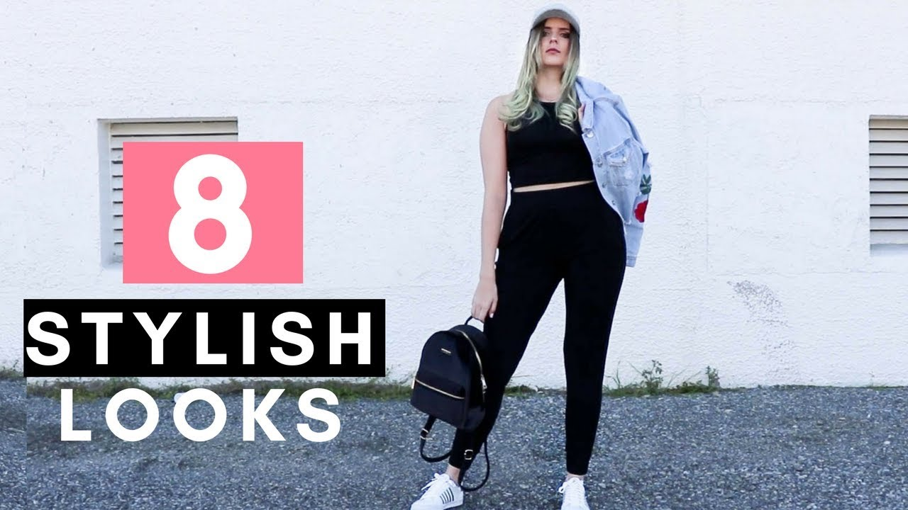 Casual Spring Outfit Ideas    Spring Outfits 2018 Lookbook 1