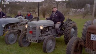 Ferguson T20 tractor on The One Show 02 05 2016