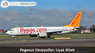 Pegasus Uçak Bileti | neredennereye.com