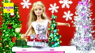 Video Kendin Yap Bölüm 12 | Barbie Winx bebekler için yılbaşı ağacı nasıl yapılır | Evcilik TV download MP3, 3GP, MP4, WEBM, AVI, FLV November 2017