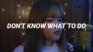 [3.28 MB] Blackpink - Don't Know What To Do (Indonesian Ver.)