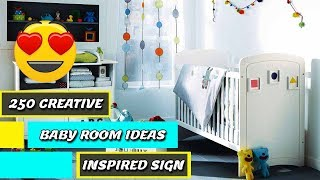 250 Creative Cool Baby Room Ideas Inspired Sign!