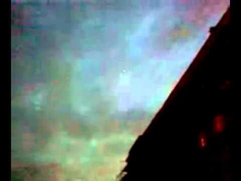 НЛО над Питером