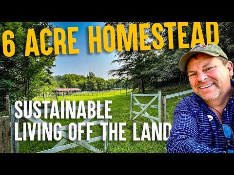 Land for sale - Homestead Land   Living Off The Land (Sustainable and Tiny House) Brad Simmons