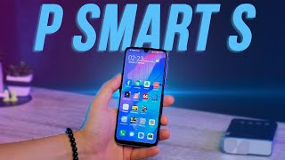 Бюджетный смартфон с OLED дисплеем / Обзор Huawei P Smart S