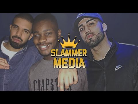 B Young x Dave x Drake - Don't Want To Know (Prod. AA_Editz7) [Music & Lyric Video] | Slammer Media
