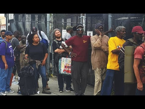 """KSBJ Radio """"In Their Shoes"""" Experiencing Homelessness in Houston"""