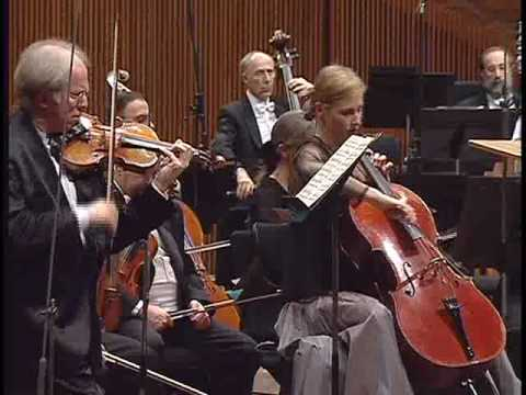 Brahms Double Concerto 3 mov,