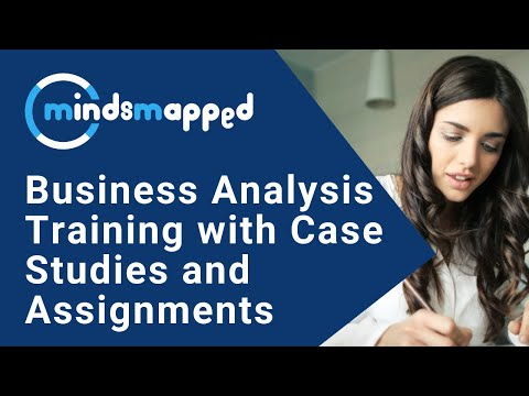 Business Analysis Training with Case Studies and Assignments