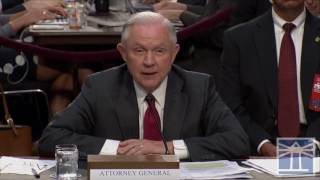 Sessions confirms Comey expressed concerns about meeting with Trump | Sessions testifies